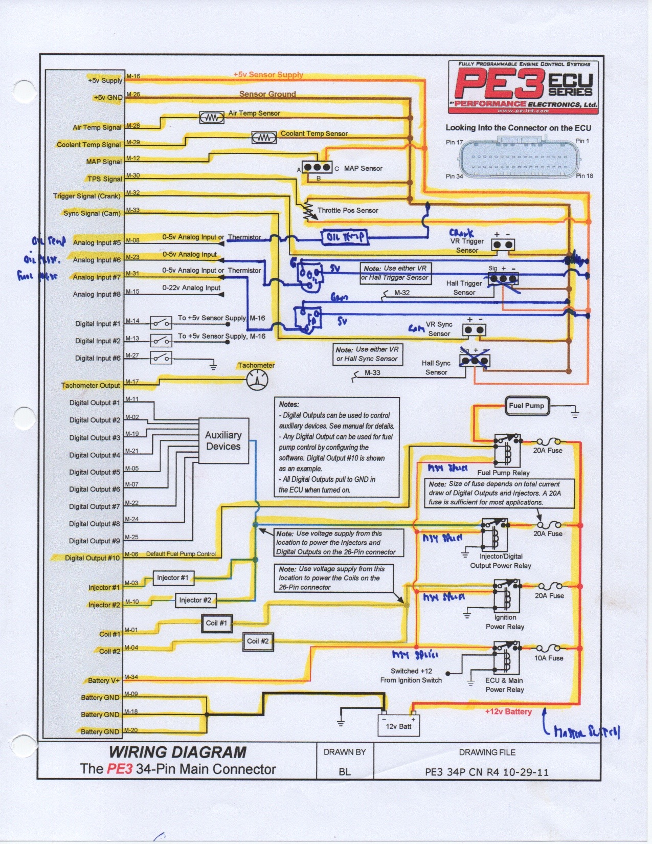 Car Stereo Wiring For Performance Electrical Diagrams Audio Panasonic Diagram Factory General Information U2022