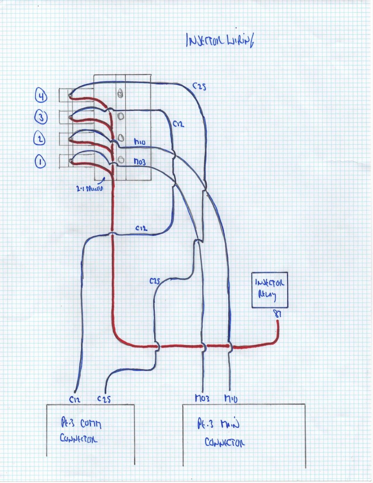 2000 mack rd688s wiring diagram mack truck fuse panel